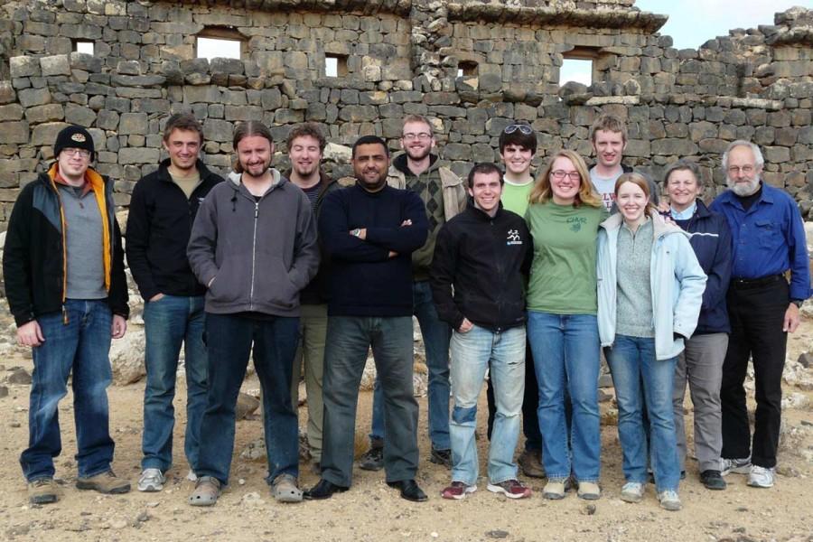 January 2012 Field Staff