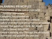 UJ12: Planning Principles