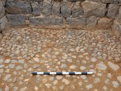 Figure 19: Late Antique Restored Cobbled Floor