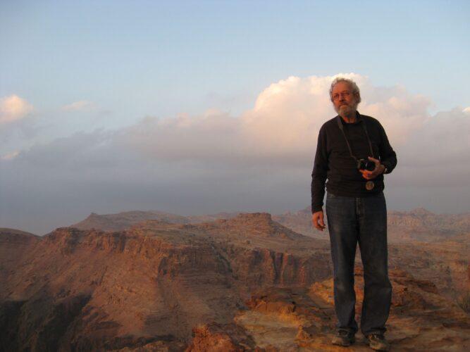 Standing on His Shoulders: a Tribute to Bert de Vries